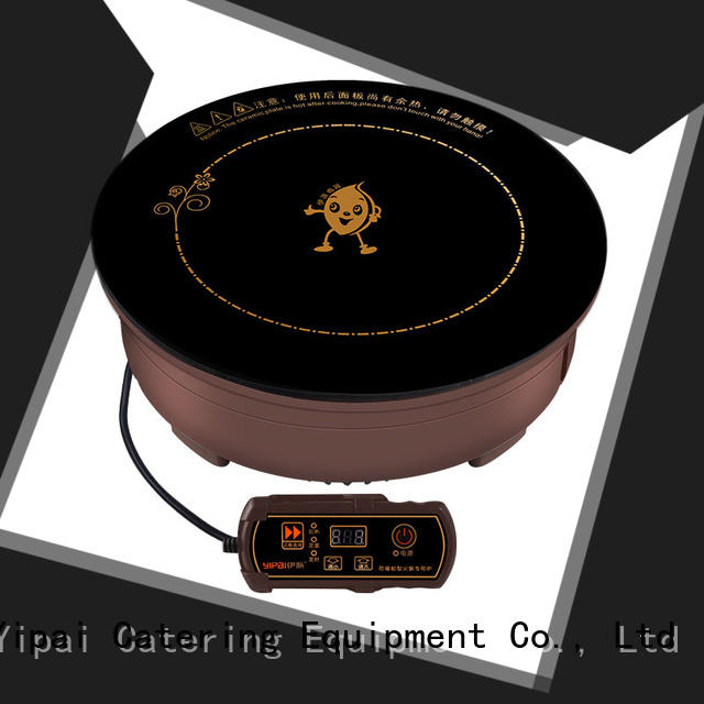 industrial single induction stove directly sale for restaurant