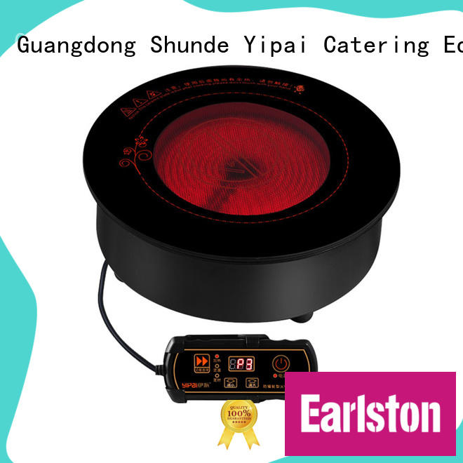 Earlston infrared ceramic cooker with good price for restaurant