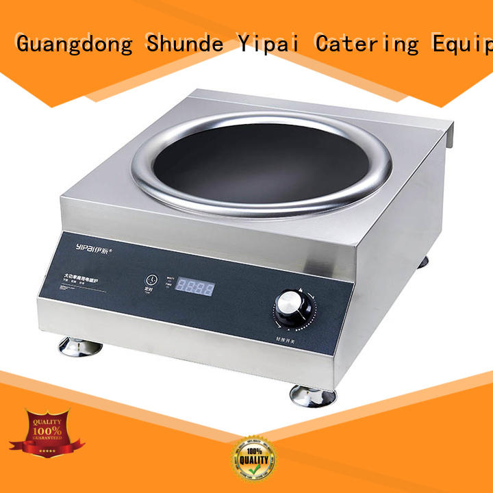 best induction burner from China for restaurant Earlston