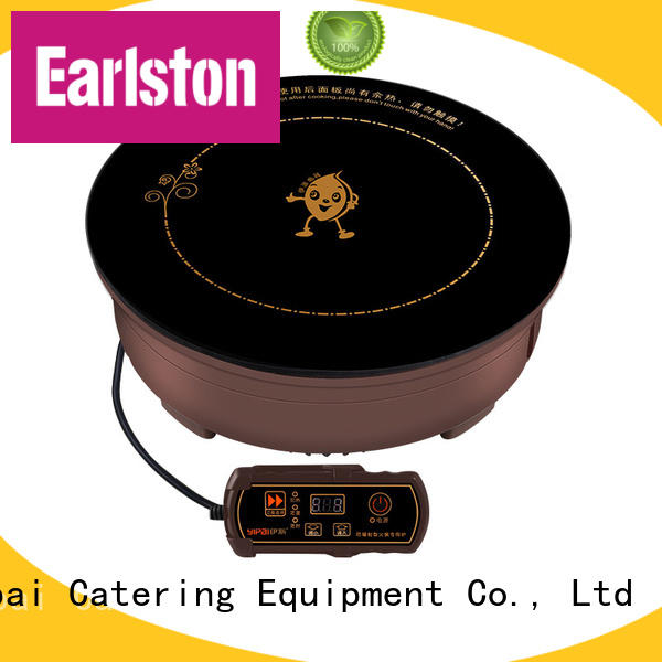 Earlston small induction cooker series for kitchen
