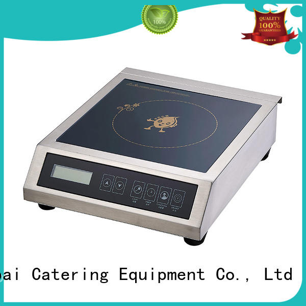 Earlston hot selling single induction stove from China for restaurant